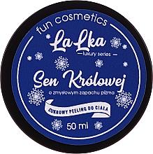 Parfémy, Parfumerie, kosmetika Cukrový tělový peeling Sen královny - Lalka Sugar Body Peeling