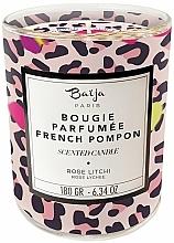 Parfémy, Parfumerie, kosmetika Vonná svíčka - Baija French Pompon Scented Candle