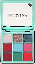 Parfémy, Parfumerie, kosmetika Paleta očních stínů - Anastasia Beverly Hills Norvina Pro Pigment Mini №3