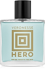 Parfémy, Parfumerie, kosmetika Vittorio Bellucci Veronesse Hero - Toaletní voda