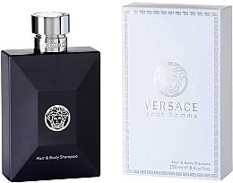Parfémy, Parfumerie, kosmetika Versace Versace pour Homme - Sprchový gel
