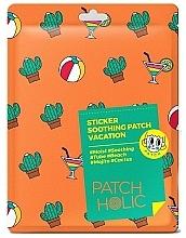 Parfémy, Parfumerie, kosmetika Náplasti na obličej a tělo s kaktusovým extraktem - Patch Holic Sticker Soothing Patch Vacation