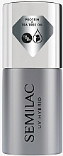 Parfémy, Parfumerie, kosmetika Podkladová báze pod gel lak - Semilac UV Hybrid Protect & Care Base