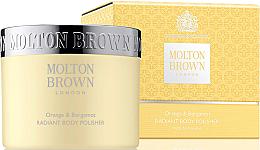 Parfémy, Parfumerie, kosmetika Molton Brown Orange & Bergamot Radiant Body Polisher - Tělový peeling