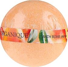 """Parfémy, Parfumerie, kosmetika Šumivá koupelová koule """"Mango"""" - Organique Bath Bomb Mango"""