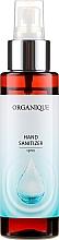 Parfémy, Parfumerie, kosmetika Ruční dezinfekční prostředek - Organique Hand Sanitizer Spray
