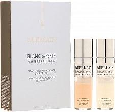 Parfémy, Parfumerie, kosmetika Kurz proti pigmentovým skvrnám - Guerlain Blanc De Perle Whitening Day & Night Treatment