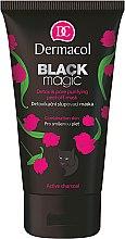 Parfémy, Parfumerie, kosmetika Slupovací maska na obličej - Dermacol Black Magic Detox&Pore Purifying Peel-Off Mask