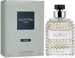 Parfémy, Parfumerie, kosmetika Valentino Valentino Uomo Acqua - Toaletní voda