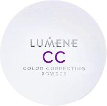 Parfémy, Parfumerie, kosmetika CC-pudr na obličej - Lumene CC Color Correcting Powder