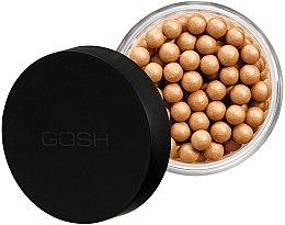 Parfémy, Parfumerie, kosmetika Kompaktní kuličkový pudr - Gosh Pearl Glow
