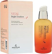 Parfémy, Parfumerie, kosmetika Vitaminizovaná emulze pro rovnoměrný tón pleti - The Skin House Vital Bright Emulsion