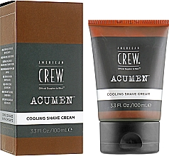 Parfémy, Parfumerie, kosmetika Ochlazující krém na holení - American Crew Acumen Cooling Shave Cream
