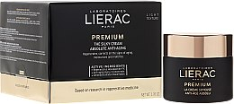Parfémy, Parfumerie, kosmetika Krém na obličej lehká textura - Lierac Premium la Creme Soyeuse Texture