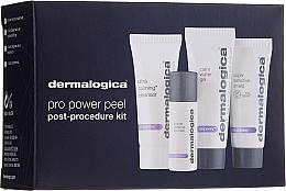 Parfémy, Parfumerie, kosmetika Sada pro citlivou pleť - Dermalogica UltraCalming Skin Kit (gel/7ml + essence/7ml + gel/10ml + ser/5ml)