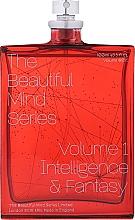 Parfémy, Parfumerie, kosmetika Escentric Molecules The Beautiful Mind Series Intelligence & Fantasy - Toaletní voda