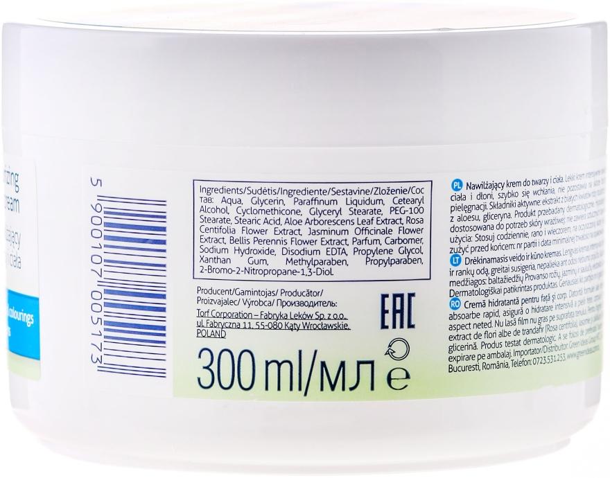 Hydratační krém na obličej a tělo - Ultra Soft Naturals Moisturising Face and Body Cream — foto N4