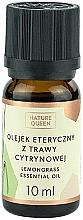 "Parfémy, Parfumerie, kosmetika Esenciální olej ""Lemongrass"" - Nature Queen Essential Oil Lemongrass"