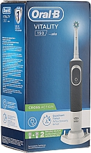 Parfémy, Parfumerie, kosmetika Elektrický zubní kartáček - Oral-B Vitality 150 Cross Action