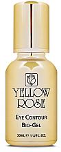 Parfémy, Parfumerie, kosmetika Bio gel na oči - Yellow Rose Eye Contour Bio-Gel