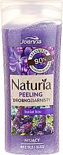 """Parfémy, Parfumerie, kosmetika Jemný peeling do sprchu """"Květy šeříků"""" - Joanna Naturia Peeling"""