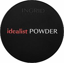Parfémy, Parfumerie, kosmetika Kompaktní pudr - Ingrid Cosmetics Idealist