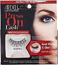 Parfémy, Parfumerie, kosmetika Umělé řasy - Ardell Press On Lash Wispies Black