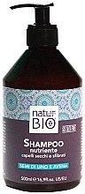 Parfémy, Parfumerie, kosmetika Šampon na vlasy - Renee Blanche Natur Green Bio Nutriente Shampoo