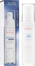 Parfémy, Parfumerie, kosmetika Noční krém-peeling pro zářivou pleť - Avene A-Oxitive Night Peeling Cream