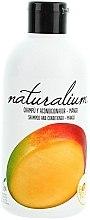 "Parfémy, Parfumerie, kosmetika Šampon-kondicionér na vlasy ""Mango"" - Naturalium Shampoo And Conditioner Mango"