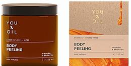 Parfémy, Parfumerie, kosmetika Tělový peeling - You & Oil Amber. Body Peeling
