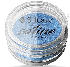 Parfémy, Parfumerie, kosmetika Pudr na nehty - Silcare Satine Powder