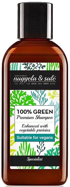 Šampon na vlasy - Nuggela & Sule 100% Green Shampoo — foto N1