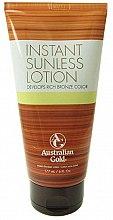 Parfémy, Parfumerie, kosmetika Samoopálovácí lotion - Australian Gold Instant Sunless Self-tanning Lotion