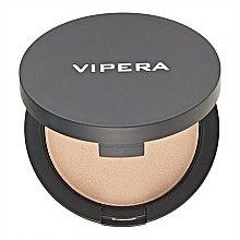 "Parfémy, Parfumerie, kosmetika Kompaktní pudr se zrcadlem ""Obličej"" - Vipera Face Powder"