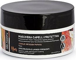 Parfémy, Parfumerie, kosmetika Ochranná maska na vlasy - Bio Happy Jungle Infusion Protective Hair Mask