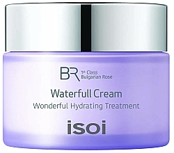 Parfémy, Parfumerie, kosmetika Pleťový krém - Isoi Bulgarian Rose Waterfull Cream