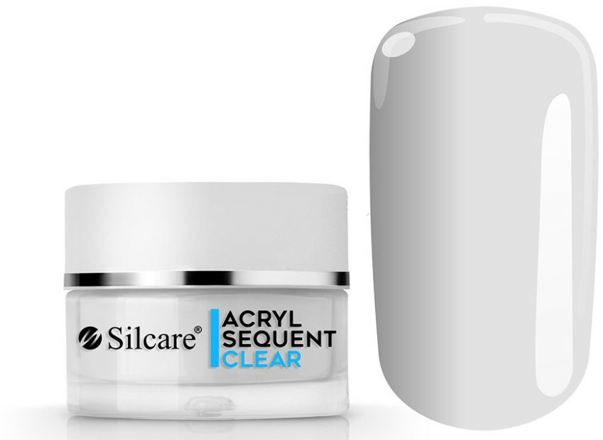Akryl na nehty, 36g - Silcare Sequent LUX