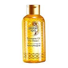 Parfémy, Parfumerie, kosmetika Olej na kosmetickou péči Poklad pouště - Avon Planet Spa Restoring Massage Oil
