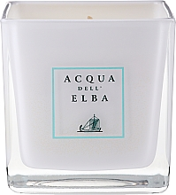Parfémy, Parfumerie, kosmetika Aromatická svíčka ve skle Mořský vánek - Acqua Dell Elba Brezza Di Mare Candle