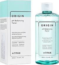 Parfémy, Parfumerie, kosmetika Hypoalergenní balanční toner - A-True Origin pH Balancing Toner