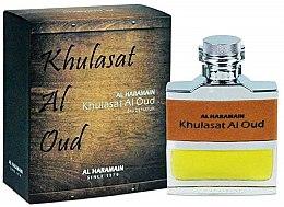 Parfémy, Parfumerie, kosmetika Al Haramain Khulasat Al Oud - Parfémovaná voda