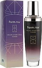 Parfémy, Parfumerie, kosmetika Pleťový toner s fito-kmenovými buňkami hroznů - FarmStay Grape Stem Cell Toner