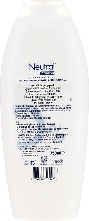 Sprchový gel - Neutral Shower Gel — foto N2
