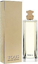 Parfémy, Parfumerie, kosmetika Tous Gold Tous - Parfémovaná voda (tester s víčkem)
