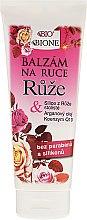 Parfémy, Parfumerie, kosmetika Balzám na ruce Růže - Bione Cosmetics Rose Hand Balm