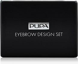 Parfémy, Parfumerie, kosmetika Sada - Pupa Design Eyebrow