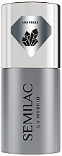 Parfémy, Parfumerie, kosmetika Podkladová báze pod gel lak - Semilac UV Hybrid Mineral Strong Base