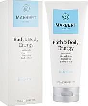Parfémy, Parfumerie, kosmetika Tělové mléko s povzbuzujícím účinkem - Marbert Bath & Body Energy Invigorating Body Lotion