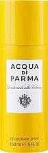 Parfémy, Parfumerie, kosmetika Acqua di Parma Colonia - Deodorant-sprej